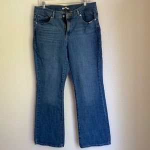 Levi's Bootcut Size 14 Jeans